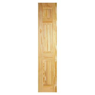 LPD Un-Finished Pine 3P Internal Doors