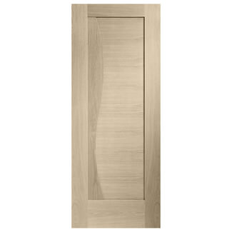XL Joinery Emilia Blanco Oak 2P Internal Door