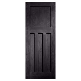 XL Joinery DX Americano Oak 4P Internal Fire Door