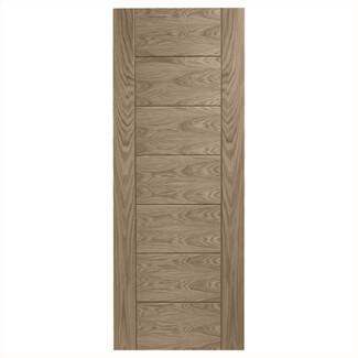 XL Joinery Palermo Cappuccino Oak 7P Internal Door