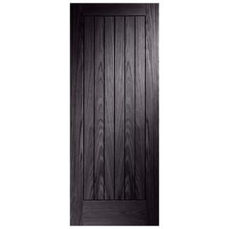 XL Joinery Suffolk Original Americano Oak 6P Internal Fire Door