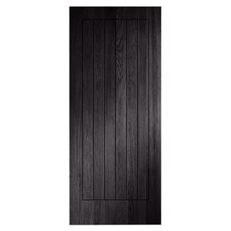 XL Joinery Suffolk Statement Americano Oak 6P Internal Door