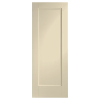 XL Joinery Pattern 10 Painted Chantilly 1P Internal Door