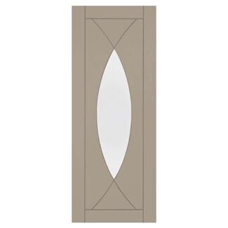 XL Joinery Pesaro Painted Isabella 4P 1L Internal Glazed Door