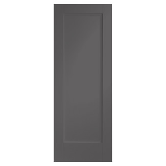 XL Joinery Pattern 10 Painted Cinder 1P Internal Door