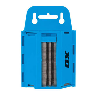 Ox Tools Professional Heavy Duty Knife Blade Pack Of 100