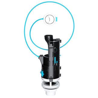 Viva Skylo Universal Dual Flush Valve For Concealed Cisterns