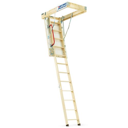 Keylite Loft Ladder - Variation Available