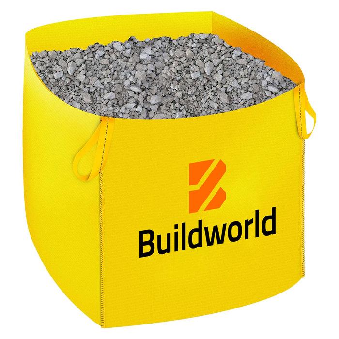 Buildworld Road Stone Hardcore MOT Type 1 Jumbo Bag