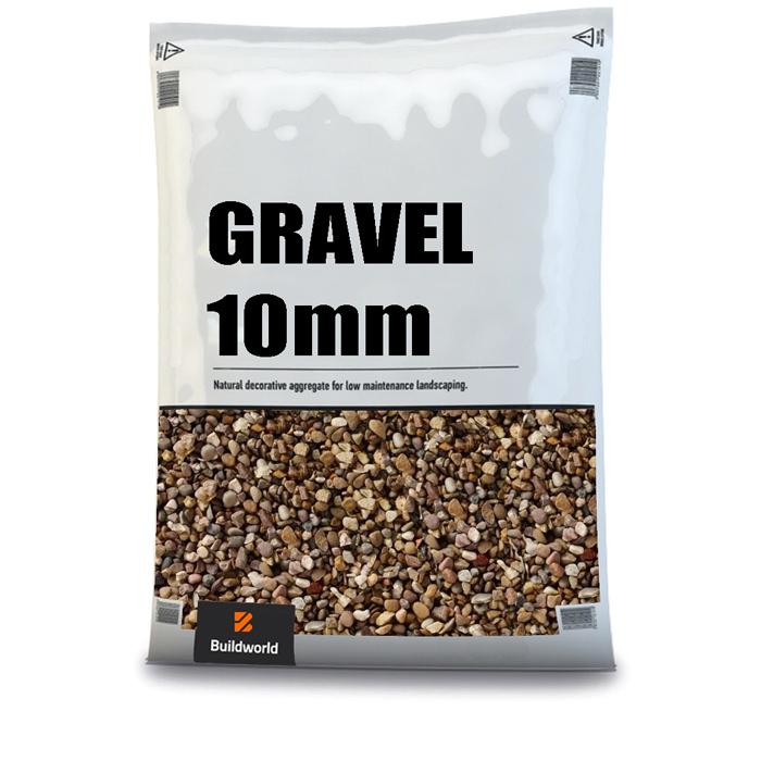 Buildworld 10mm Gravel 25Kg Bag