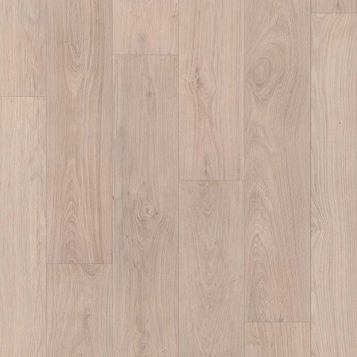Quick-Step Classic 8mm Bleached White Oak Laminate Flooring