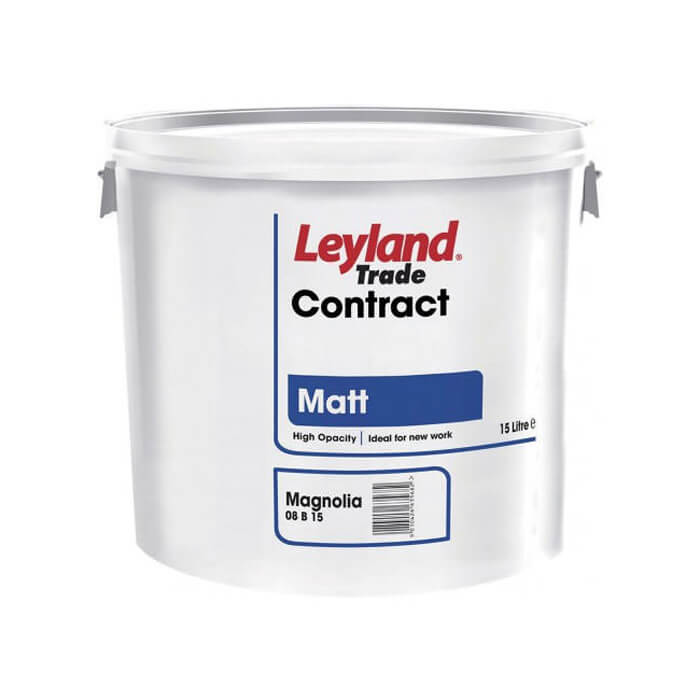 Leyland Paint Trade Contract Emulsion 15L