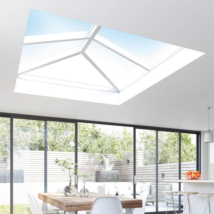 Alternate image of Keylite Roof Lantern - Glass Types And Sizes Available