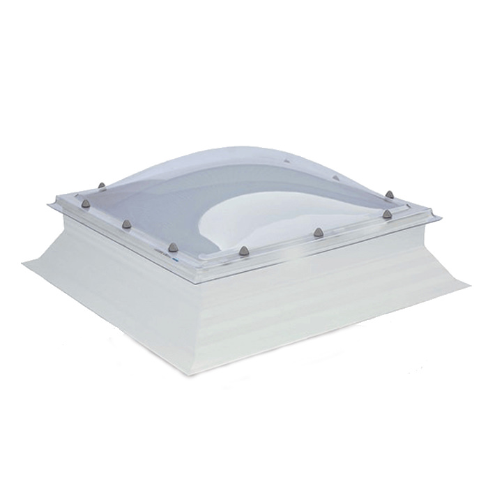 Keylite Flat Roof Dome - Variation Available
