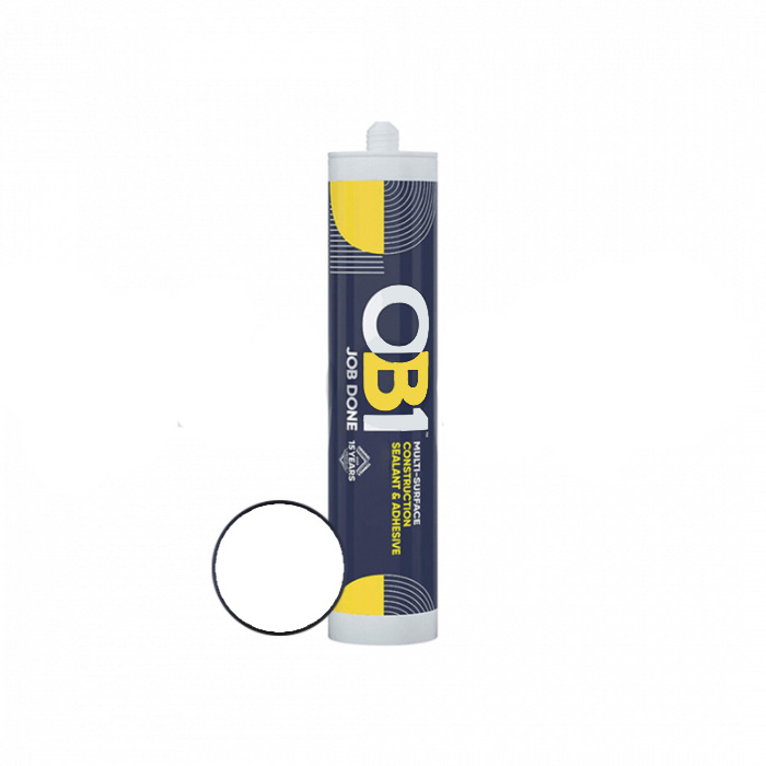 Bostik OB1 Sealant And Adhesive 290ml - Finish Available